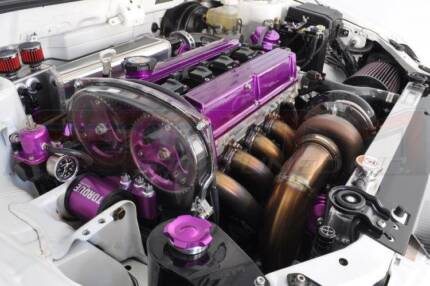 "HPI 3"" Dump Pipe for Mitsubishi Evolution Lancer Evo 7 8 9 MR GSR Canley Heights Fairfield Area Preview"