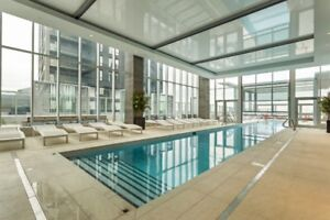DOWNTOWN CONDO (bell center) 39th floor on Kijiji