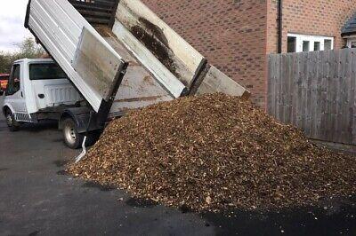 Tipper Load Of Woodchip / Mulch / Bark ( Walsall / Birmingham)