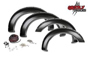 HOLIDAY SEASON SALE !!! GRIZZLY FENDER FLARES !! Pocket Style >>> ONLY $315 !!!