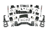 "Rough Country 6"" Suspension Lift Kit - 2015 Ford F150 4WD"
