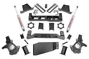 Lift Kit 6 pouces Silverado et GMC 1500 2007 à 2014