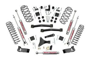 """Rough Country 4"""" Lift kit Jeep Grand Cherokee 99-04 $877.00"""