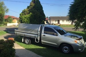 2007 Toyota workmate Fairfield Fairfield Area Preview