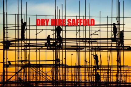 Dry Hire Scaffold- Byron