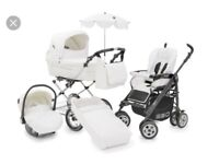 Babystyle 3 in 1 white