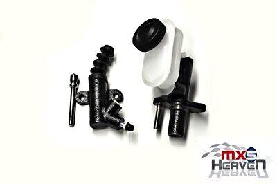 Mazda MX5 MK1 MK2 Clutch Slave Cylinder & Master Cylinder RHD - Set (OEM Spec)