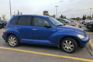 SELLING MY 2004 BLUE PT CRUISER