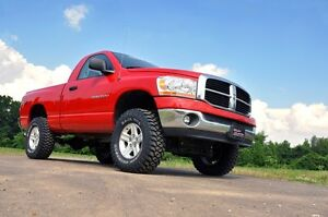 "Rough Country 4"",5"",6"" Lift kits for Dodge Ram 1500 06-16 London Ontario image 6"
