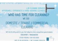 LJM CLEANING SERVICES