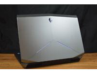 120Hz High End 3D-Screen Gaming Laptop ALIENWARE 17