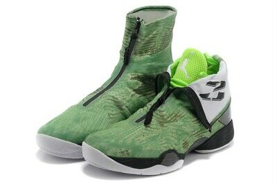 6362244f1 Nike Air Jordan XX8 28 SZ 10 Russell Westbrook Green Camo Why Not 584832-301