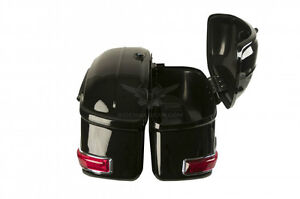 RS SADDLE BAGS ROAD STAR SADDLEBAGS HONDA SUZUKI YAMAHA Kitchener / Waterloo Kitchener Area image 5
