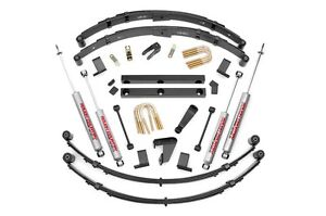 """Rough Country 4"""" Lift kit Jeep Wrangler YJ 87-96 $675.00"""