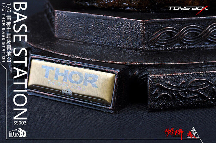 Toys-Box 1//6 Scale Thor Base Station For 1//6 Hottoys New SS003