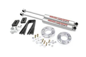 """FREE SHIPPING Rough Country 2.5"""" Level lift 2009-2013 Ford F150"""