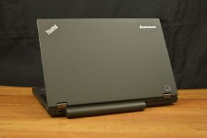 lenovo w541 workstation heavily equipped