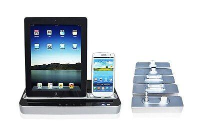 IPEGA CHARGER SPEAKER DUAL DOCK STATION Iphone 6 5s 5 4 4s Ipad Ipod GALAXY S 2