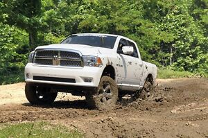 Rough Country Suspension Lift Kits & Leveling Kits