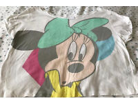 C Minnie Mouse top 12