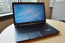 HP Zbook 17 G2 Workstation