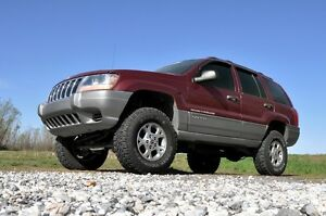 "Rough Country 4"" Lift kit Jeep Grand Cherokee 99-04 $877.00 London Ontario image 2"