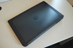 Laptop HP Workstation i7 16GB Quadro / AutoCAD Revit SolidWorks