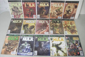 MARVEL COMICS PLANET HULK #92-105 plus Giant Size 1