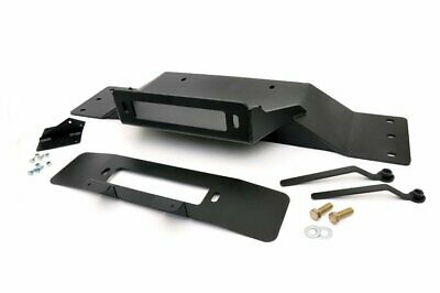 Rough Country Hidden Bumper Winch Mount Kit (fits) 2009-2014 Ford F150