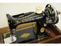 Vintage 1911 - 1950 Singer 99K Sewing Machine