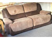 3 piece suite/sofas