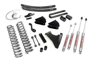 Rough Country 6 Inch Lift 08-10 Ford Superduty Diesel