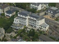 Freehold or Lease Hotel With 28 En-suite Rooms+Restaurant, Isle of Wight - £995,000