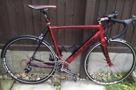 Raleigh Militis Carbon road bike Dura Ace