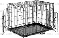 Dog or cat cage for sale