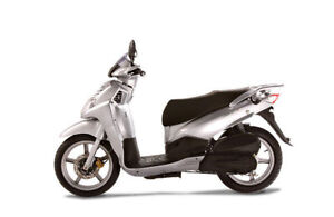 Want to drive a scooter? Of course you do...