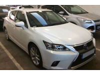 Lexus CT 200H FROM £67 PER WEEK!