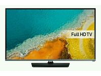 "Samsung 32"" LED tv built in USB media player HD freeview full hd 1080p."