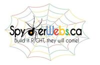 SpyderWebs.ca Needs A Great Salesperson in North Bay