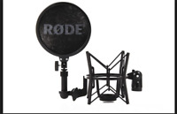 Rode SM6 Shock Mount with Popshield