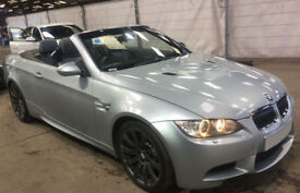 Blue BMW M3 4.0 V8 M DCT 2009 M3 FROM £77 PER WEEK!