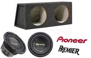 Subwoofers c/w Box ~ Pioneer