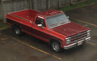 1980 GMC Sierra Classic NEED GONE