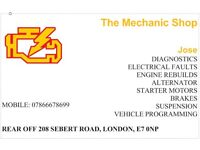 Car Diagnostics, Vehicle Repair, Remove engine light ABS, DPF,Car Service, Clutch,Brake Pads
