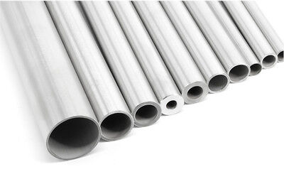 304 Stainless Steel Capillary Tube Pipe L 20 Dia3 - 12mm Wall 0.5-2mm Us