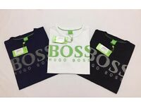 Hugo Boss Mens Crew Neck Tshirt for Wholesale Only