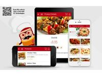 TAKEAWAY RESTAURANT APP DEVELOPER DESIGNER IPHONE ANDROID MOBILE APP SOCIAL MEDIA MARKETING COMPANY