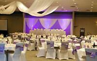 WEDDING & PARTY LINENS TO RENT- CALL US TODAY-780-8041306
