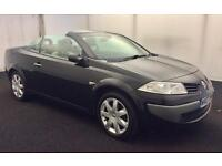 RENAULT MEGANE1.6 CONVERTIBLE [ REDUCED PRICE SALE] FULL MOT.LEATHER.DRIVES GOOD