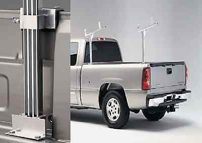 Ford Ranger Hauler Rack - Hauler Racks TLRSAAFR-1 Removable Truck Side Ladder Rack for Ford Ranger 72